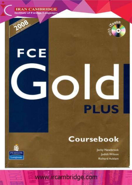 کتاب FCE Gold پلاس