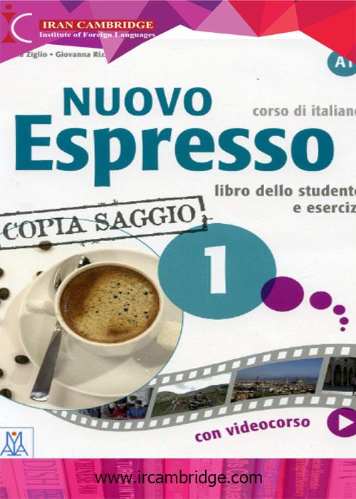 کتاب Nuovo Espresso جلد 1