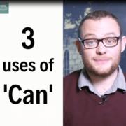 آموزش کاربردی CAN در زبان انگلیسی + فیلم