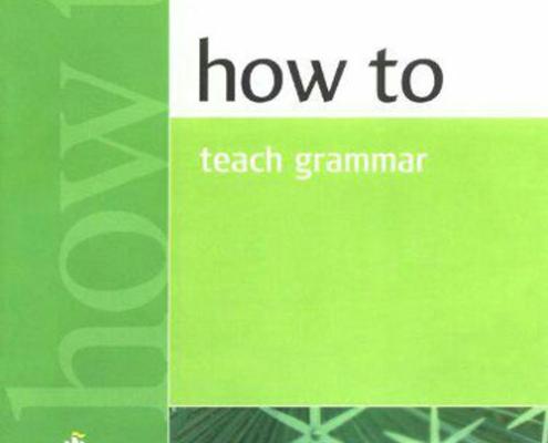 کتاب How to teach grammar