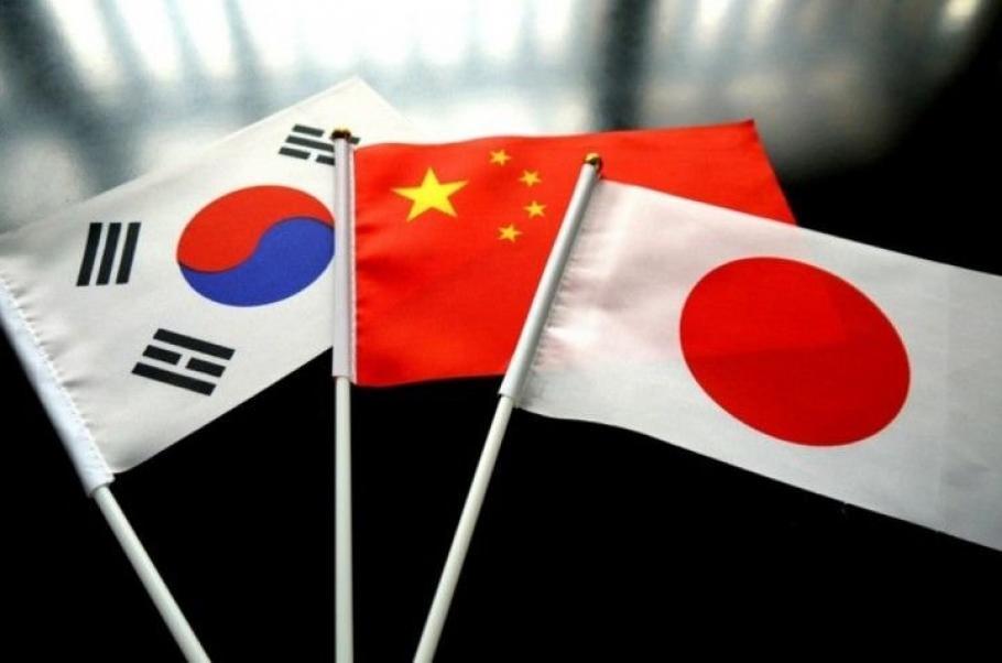 تفاوت زبان چینی،کرهای و ژاپنی