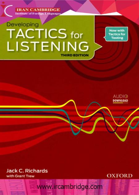 کتاب Tactics For Listening سطح Developing