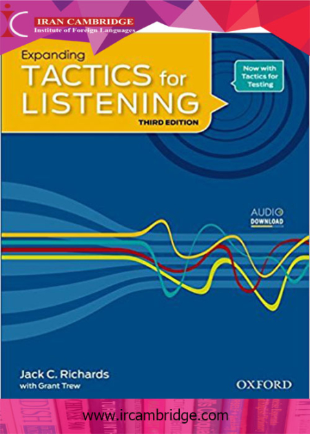 کتاب Tactics For Listening سطح Expanding