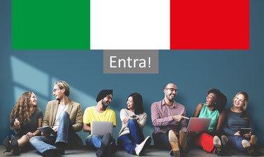 انواع مدارک زبان ایتالیایی