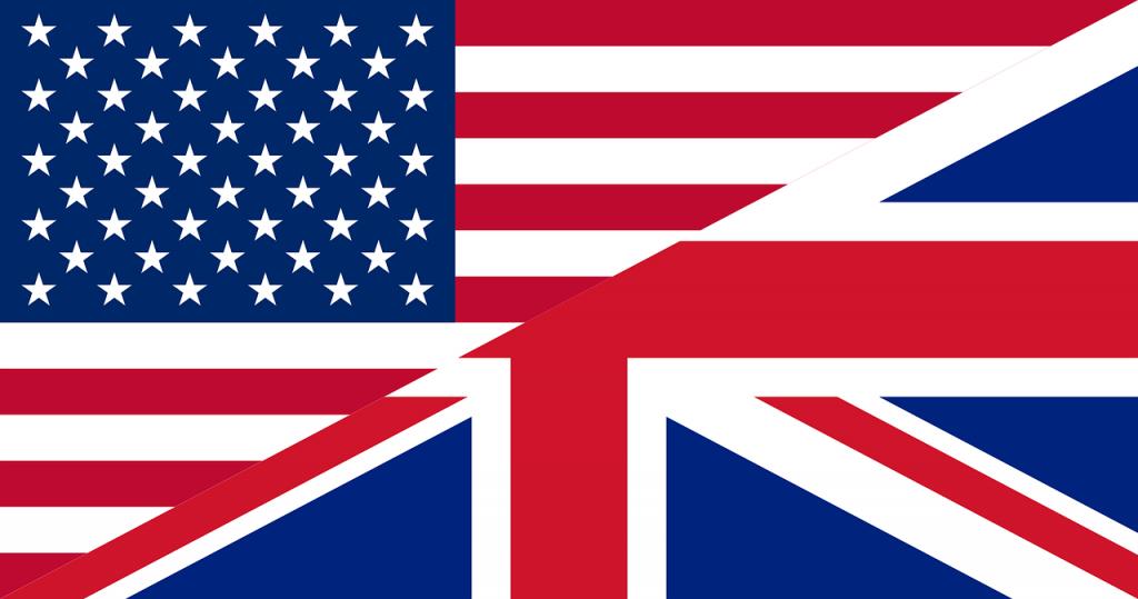 تفاوت انگلیسی بریتیش و آمریکایی