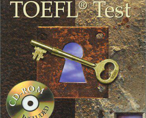 کتاب DELTA's Key To The TOEFL