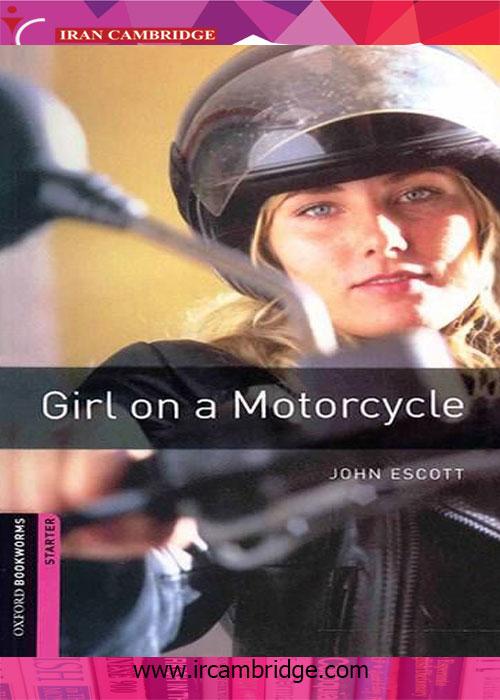 کتاب Girl on a Motorcycle