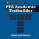 کتاب PTE Academic Testbuilder