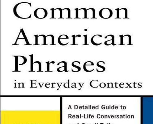 کتاب Common American Phrases in Everyday Contexts