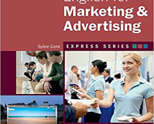 کتاب English For Marketing and Advertising