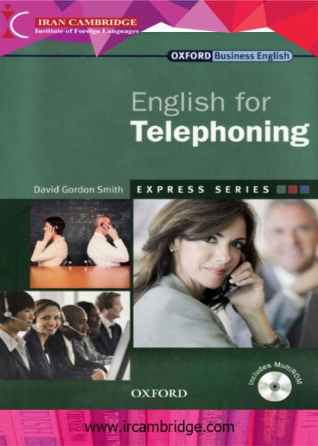 دانلود کتاب English for telephoning
