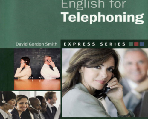 دانلود کتاب English for telephoning
