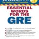 کتاب Barron's Essential Words for the GRE