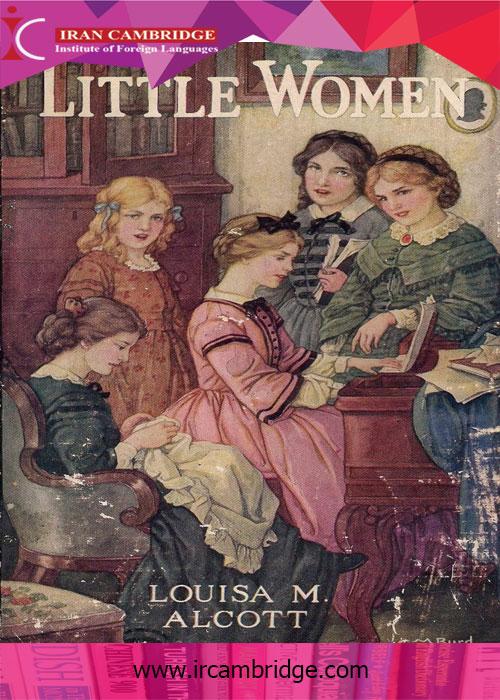 رمان زنان کوچک Little women