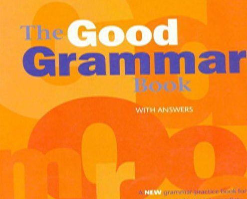 کتاب The Good Grammar Book