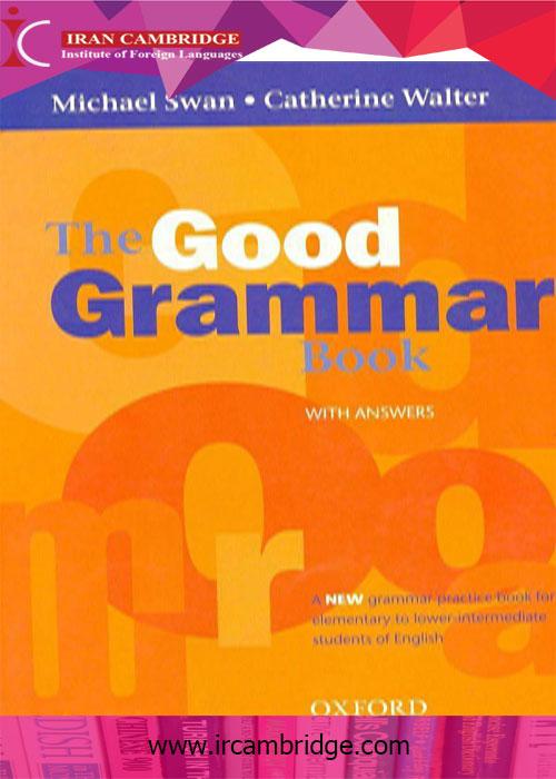 کتاب The Good Grammar Book