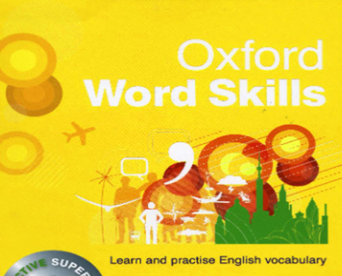 کتاب Oxford Word Skills