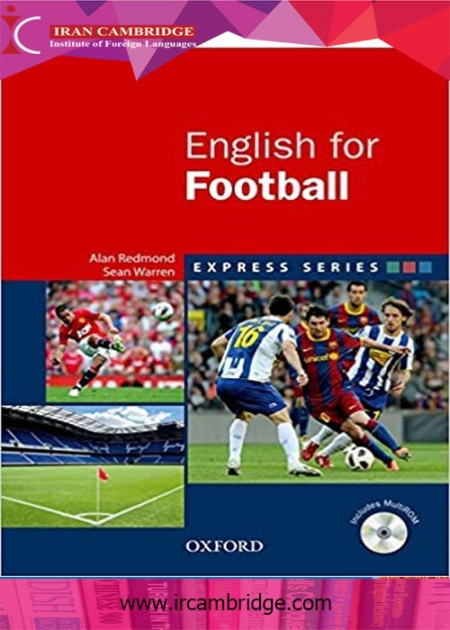 کتاب English For Football