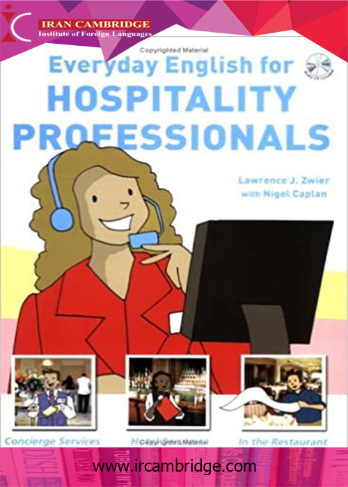 کتاب Everyday English for Hospitality Professionals