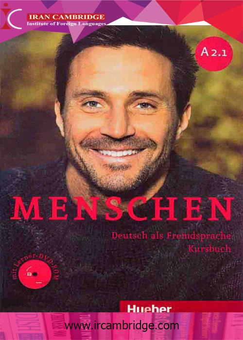 کتاب آلمانی Menschen سطح A2-1