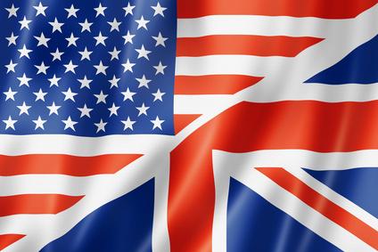 تفاوت بین انگلیسی بریتانیایی و امریکایی