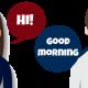 سلام احوالپرسی اجتماعی به زبان انگلیسی