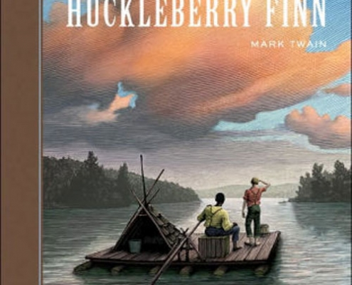 کتاب ماجراهای هاکلبری فین