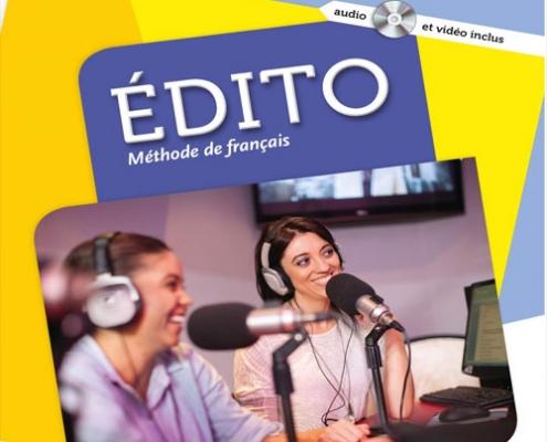 کتاب زبان فرانسه Edito سطح A1