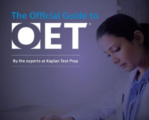 کتاب The Official Guide to OET