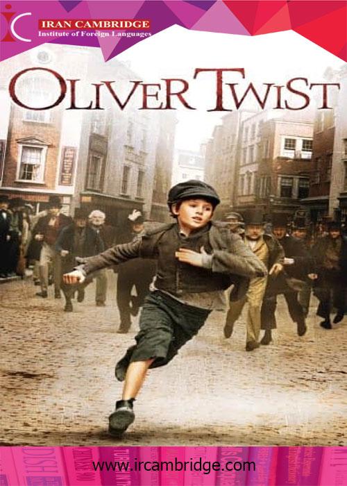 کتاب اولیور تویست Oliver Twist