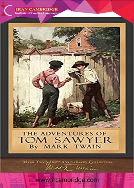 کتاب ماجراهای تام سایر - Tom Sawyer
