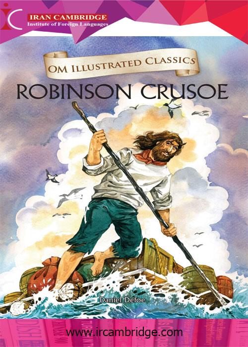 داستان صوتی انگلیسی ماجراهای رابینسون کروزو