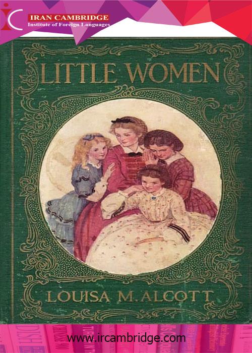 داستان صوتی انگلیسی زنان کوچک