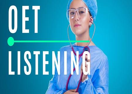معرفی مهارت شنیداری آزمون زبان OET