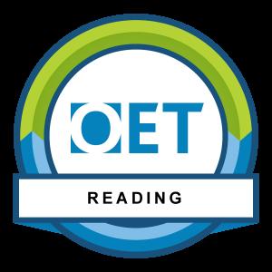 معرفی مهارت Reading آزمون زبان OET
