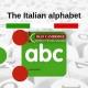 آموزش الفبای زبان ایتالیایی