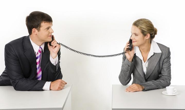 آموزش مکالمات تلفنی انگلیسی