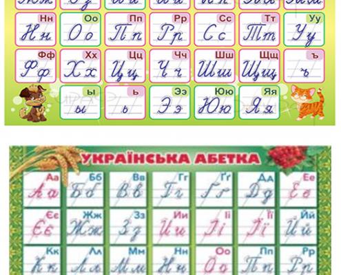 تفاوت زبان روسی و اوکراینی