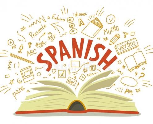قوانین دستوری زبان اسپانیایی
