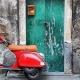 حروف تعریف معین ایتالیایی