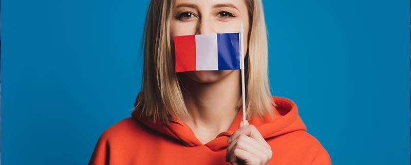 منفی کردن زبان فرانسه