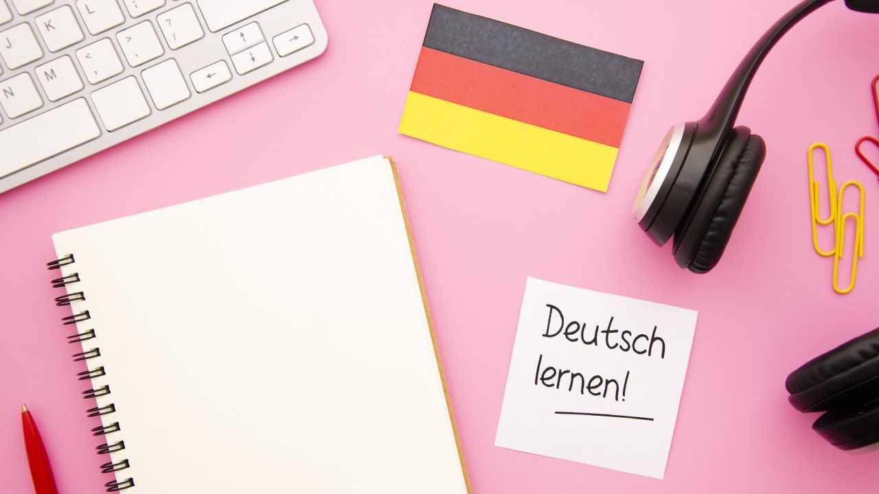 یادگیری دستور زبان آلمانی