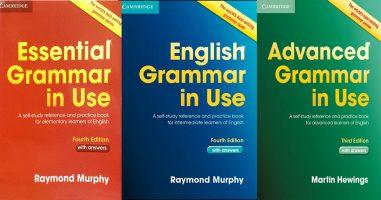 بهترین کتب گرامر انگلیسی