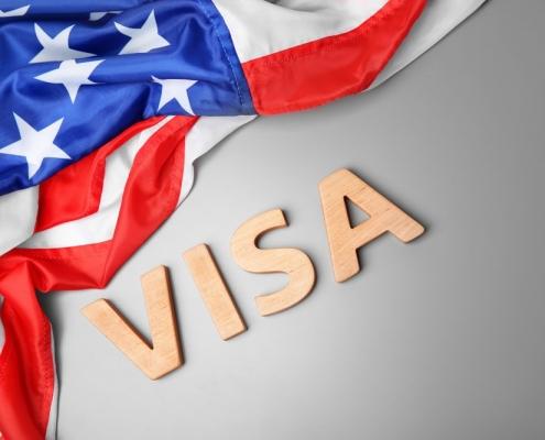درخواست ویزا ایالات متحده