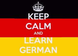 اصطلاحات در زبان آلمانی